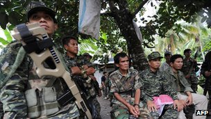 File Photo: Moro Islamic Liberation Front