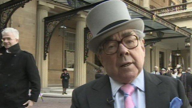 Ronnie Corbett CBE