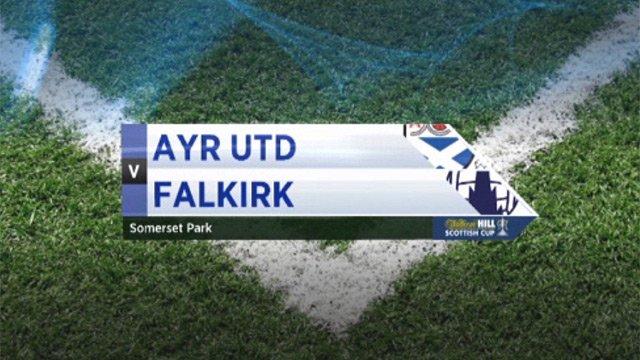 Ayr United 2-1 Falkirk