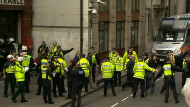 Emergency Services take part in Olympics and Paralympics security test
