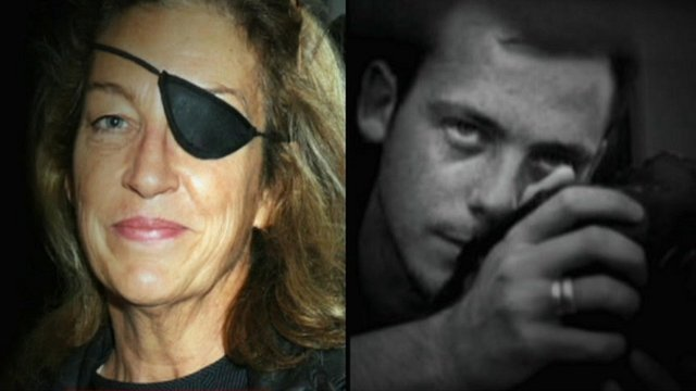 Marie Colvin and Remi Ochlik