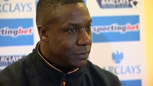 Terry Connor - Wolves manager
