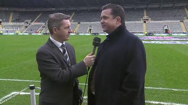 Steve Bower interviews Wolves chief executive Jez Moxey
