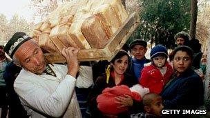 Refugees in Tajikistan