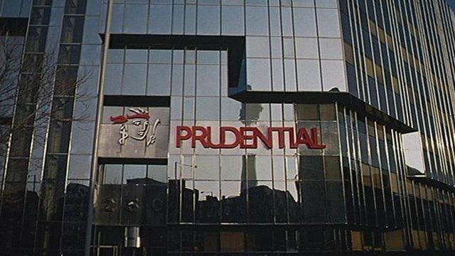Prudential headquarters
