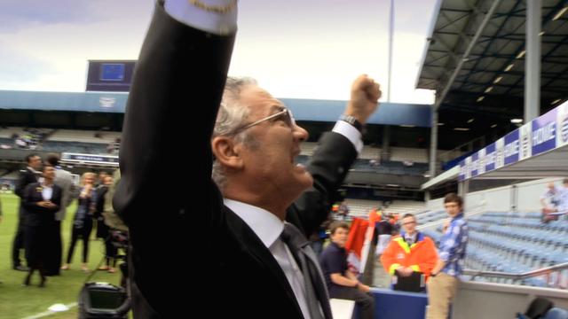 QPR celebrate promotion