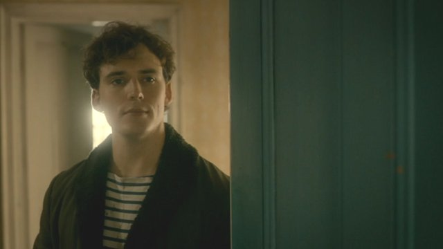 Sam Claflin as Jack in White Heat
