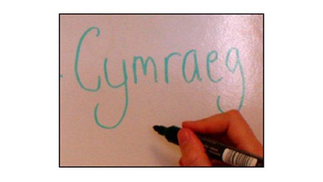 Ysgrifennu Cymraeg