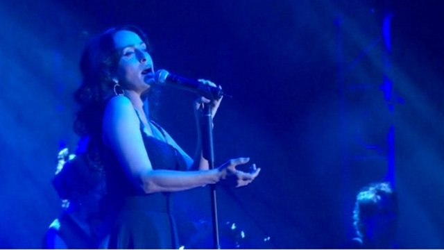 Rita, an Israeli pop sensation, was born in Iran.
