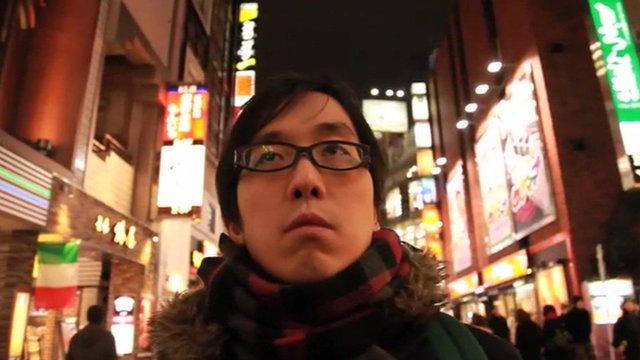 Kenta Shibasaki is a 24 year-old college graduate