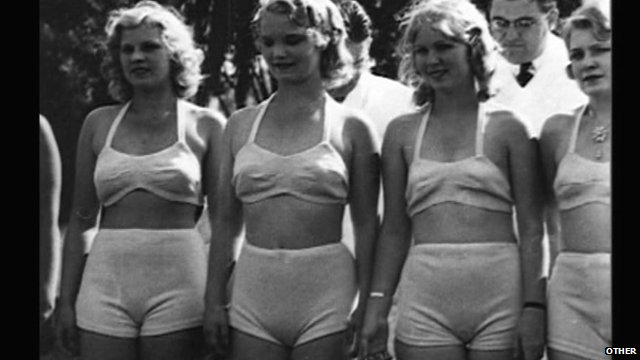 Bras were invented in the early 1900s