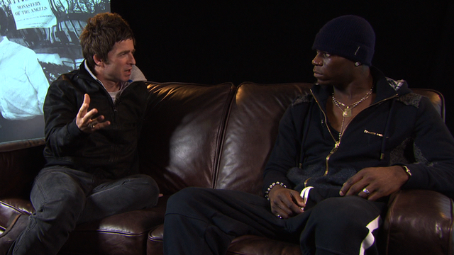 When Noel Gallagher met Mario Balotelli - the full interview