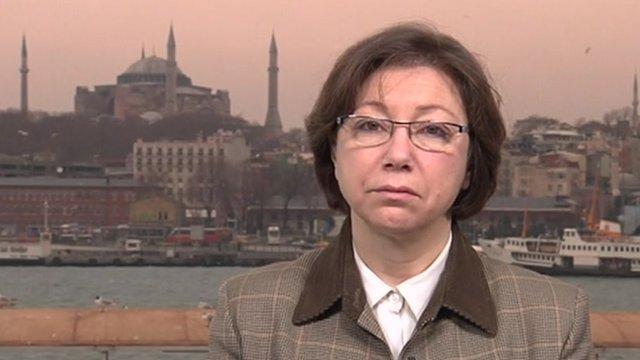 Dr Bassma Kodmani