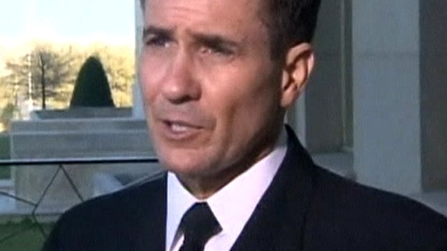 Pentagon spokesman Captain John Kirby