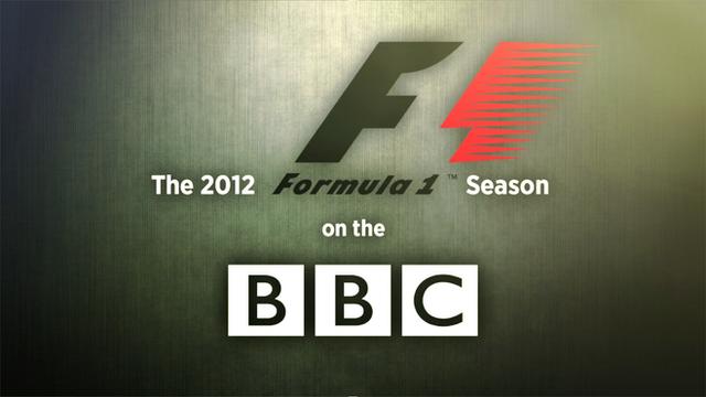 F1 on the BBC