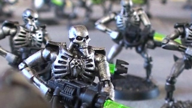 why warhammer 40 000 is still popular after 25 years bbc news
