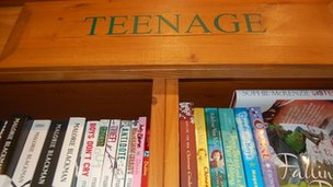 Teenage fiction