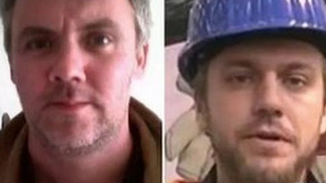 Gareth Montgomery-Johnson a Nicholas Davies