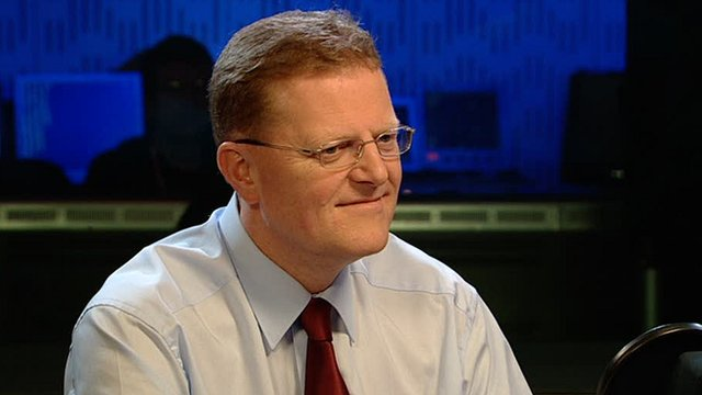 Nigel Whitehead, BAE Systems