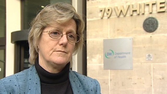 Professor Dame Sally Davies, chief medical officer for England