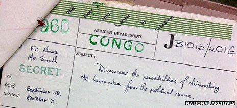 Files on Congo