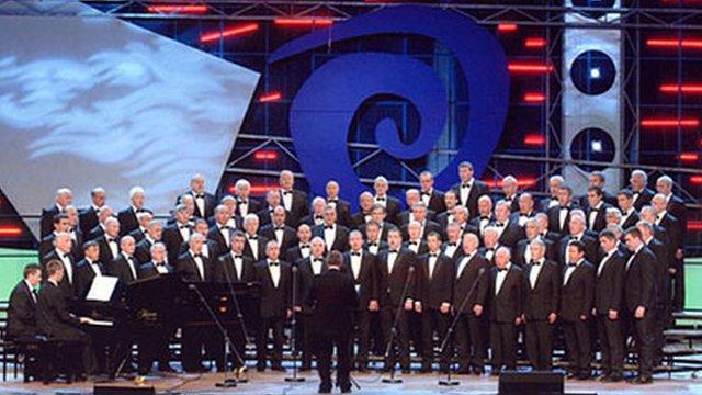 Rhos Male Voice Choir