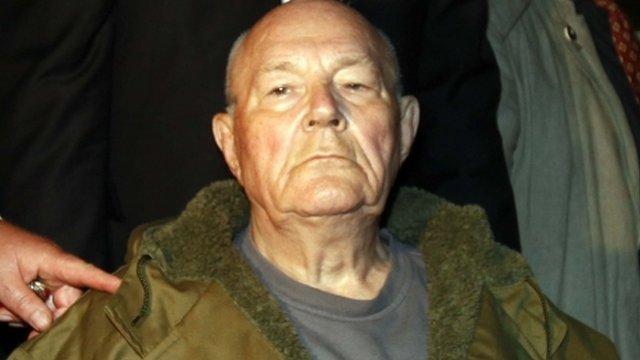 John Demjanjuk in 2011