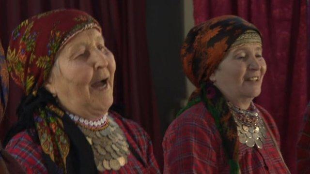 The Buranovo Grannies