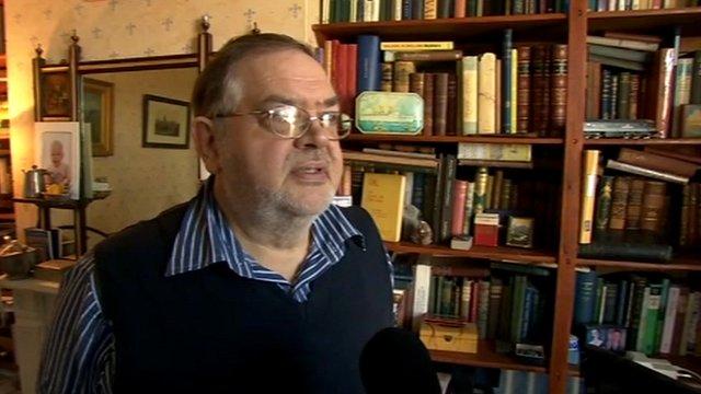 Professor Iain Stevenson