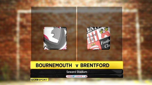 Bournemouth 1-0 Brentford