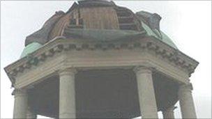Barr Beacon memorial