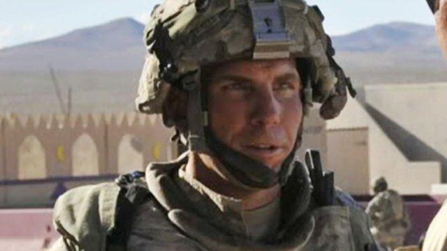 Staff Sergeant Robert Bales.