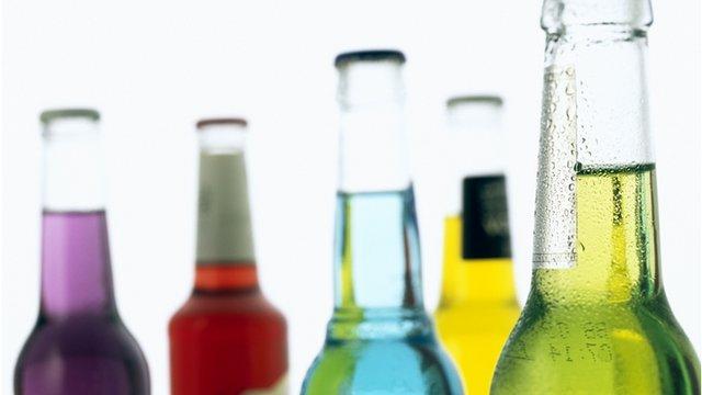 Bottled alcopops