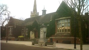 Kettering library