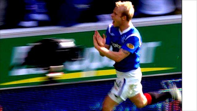 SPL Classic - Rangers 4-2 Celtic
