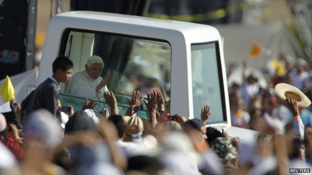 Pope Benedict XVI