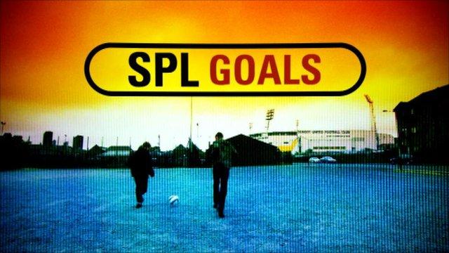 Highlights - SPL Goals