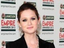 Bonnie Wright played Ginny Weasley