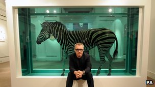 Damien Hirst's The Incredible Journey