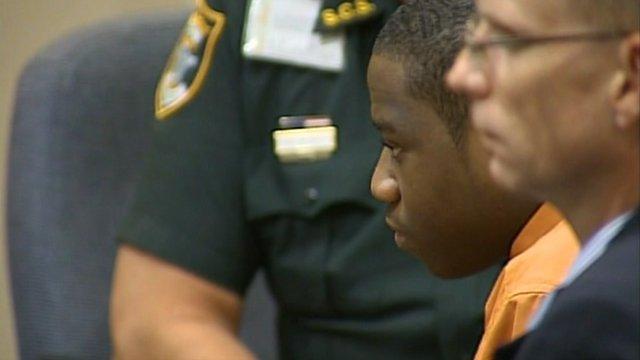 Shawn Tyson in court