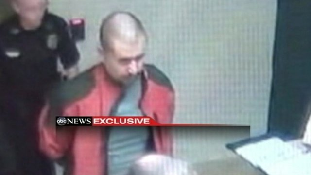 Still of George Zimmerman from ABC News exclusive video