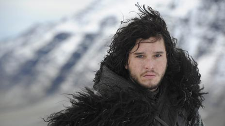 Kit Harington as Snow