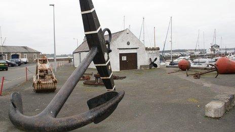 Amgueddfa Morwrol Seiont II Caernarfon