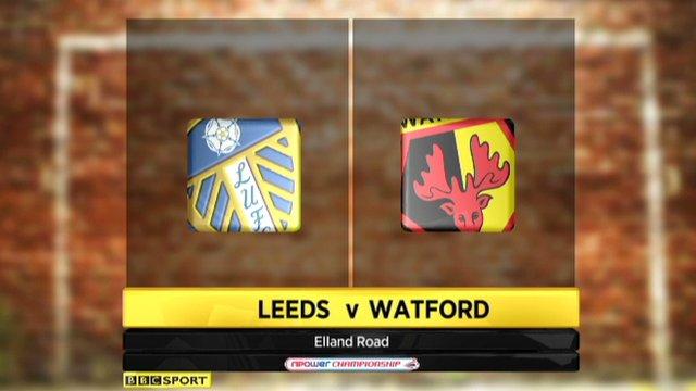 Leeds 0-2 Watford