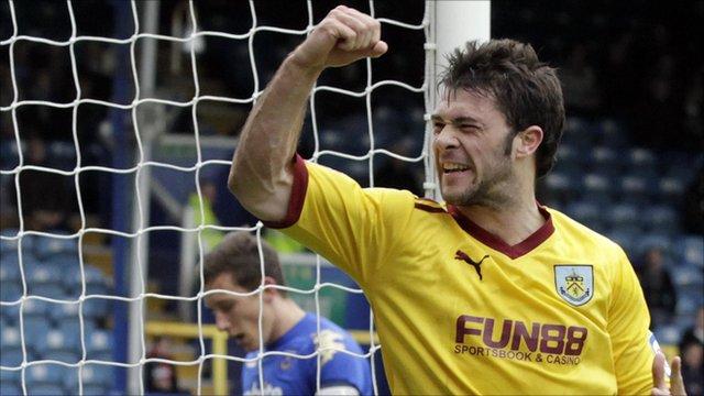 Burnley's Charlie Austin