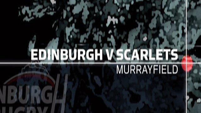 Highlights - Edinburgh 26-23 Scarlets