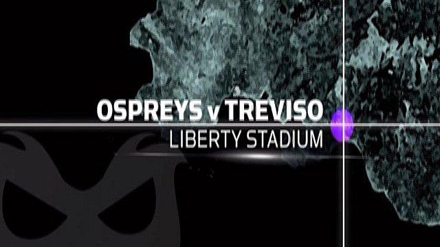 Highlights - Ospreys 41-10 Treviso