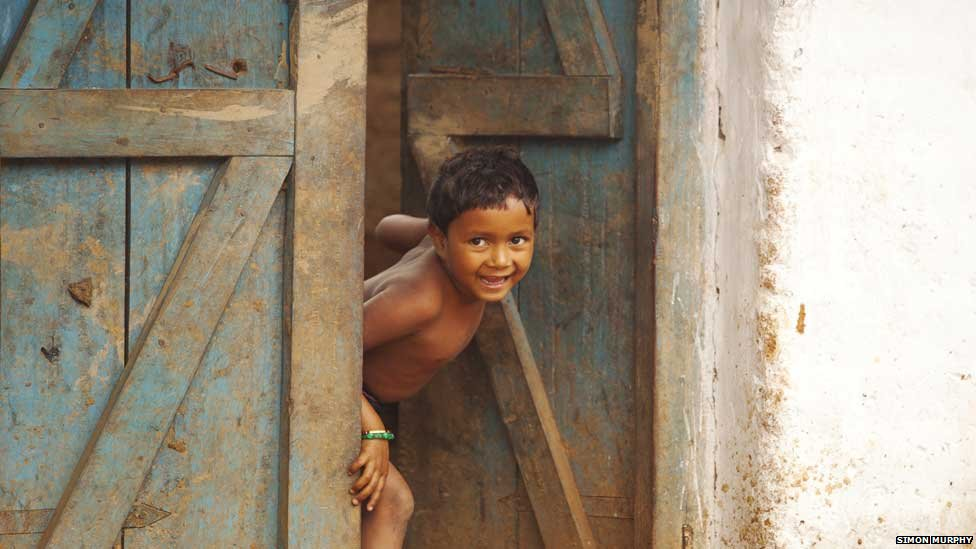bbc news in pictures beyond the indian dream
