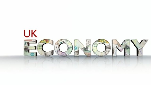 The UK economy has shown signs of improvement in 2012