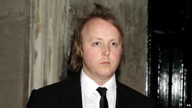 McCartneys Son James Embracing Comparisons